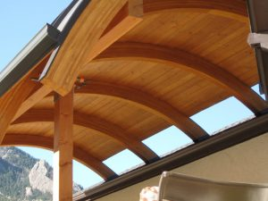 sunshade in house in boulder colorado after sealwize treatment