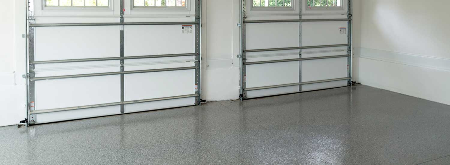 epoxy garage floor in Boulder