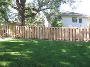 wood fence in boulder, colorado before sealwize treatment
